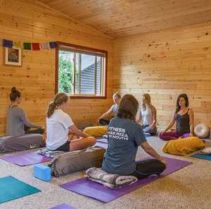 Yoga and massage on Lake Vermilion