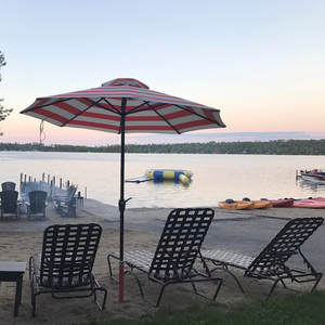 Beach time on Lake Vermilion
